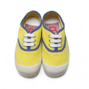 tennis-colorpois-jaune-enfant
