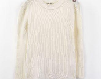 Pullover Ecru
