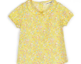 Yellow Liberty Shirt