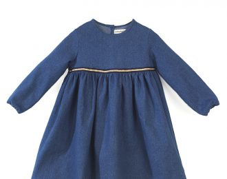 Bob denim dress