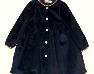 Blue Navy Coat