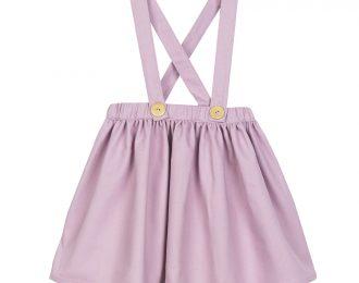 Mauve skirt