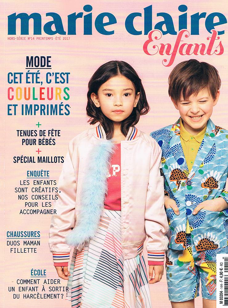 MARIE CLAIRE ENFANTS PE 17