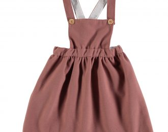 Rose Pinafore
