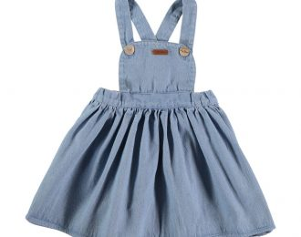 Double Bleach Pinafore